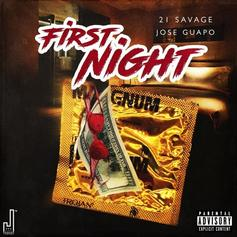何塞·瓜波 - First Night Feat. 21 Savage