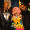 Nicki Minaj Told Jay-Z She's Coming For His Spot