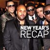 Hip-Hop's New Year's Eve: Rappers Celebrate 2014