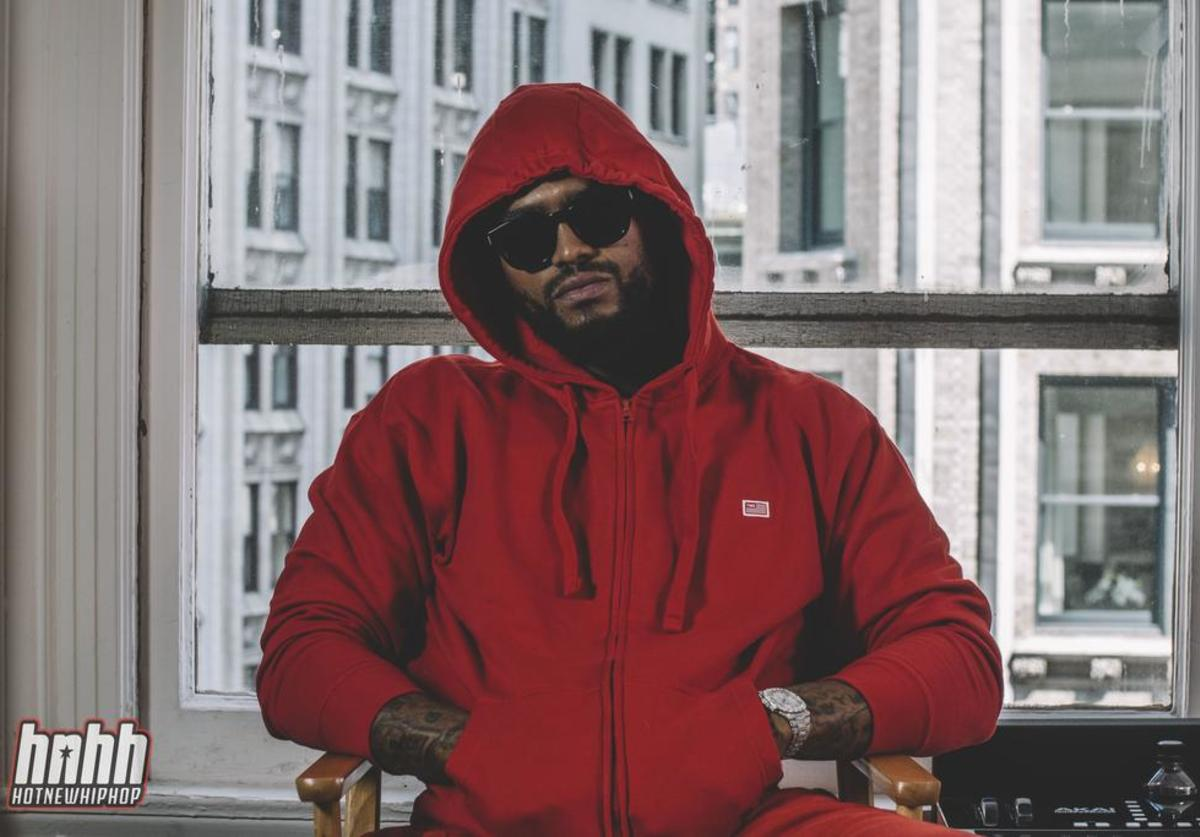 Dave East in NYC