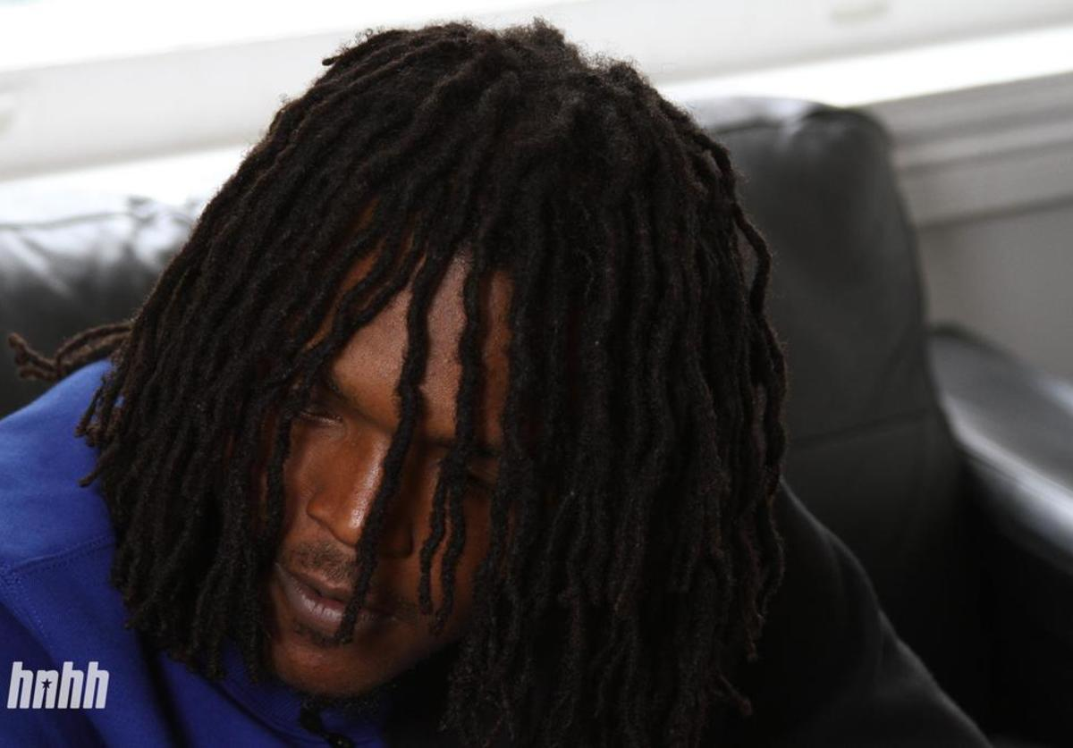 Young Nudy at the HNHH office