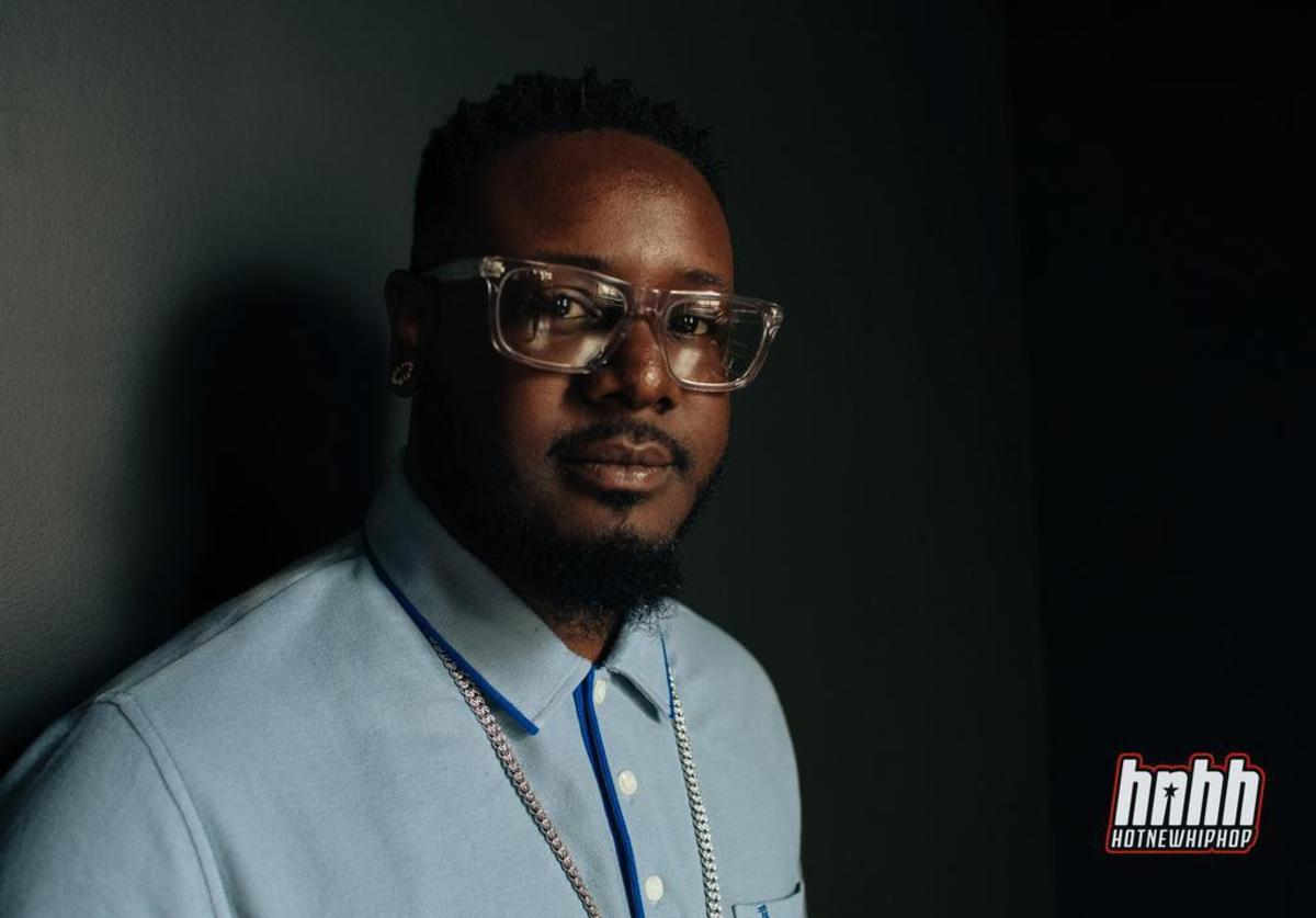 T-Pain at HNHH Office