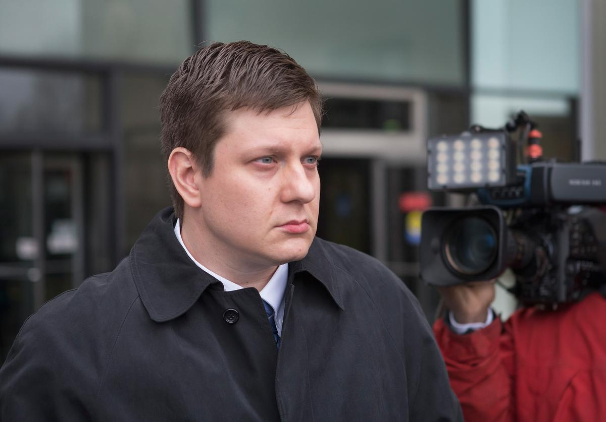 Jason Van Dyke chicago police officer