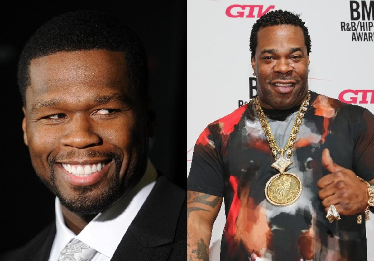 50 Cent & Busta Rhymes