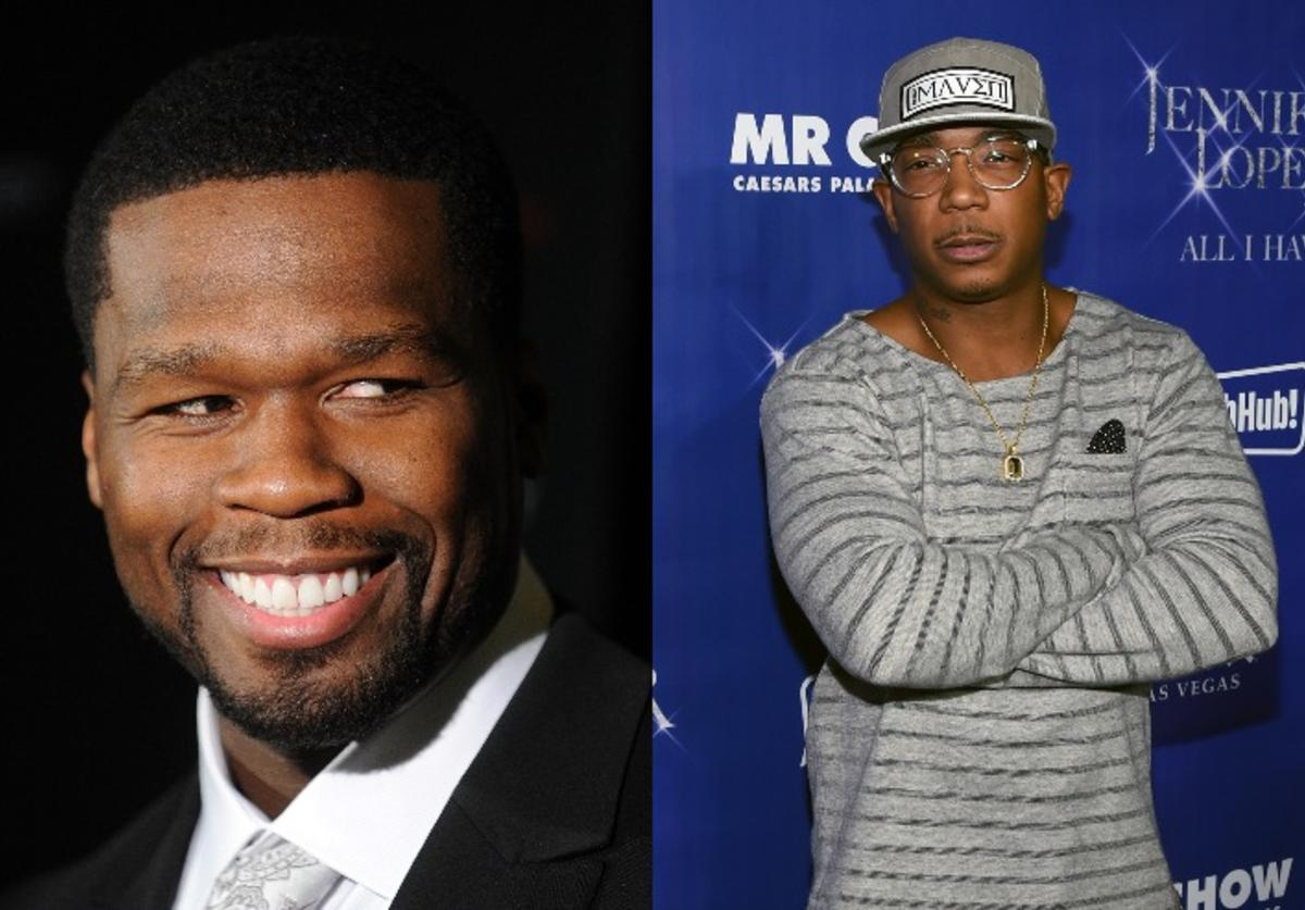 50 Cent, Ja Rule