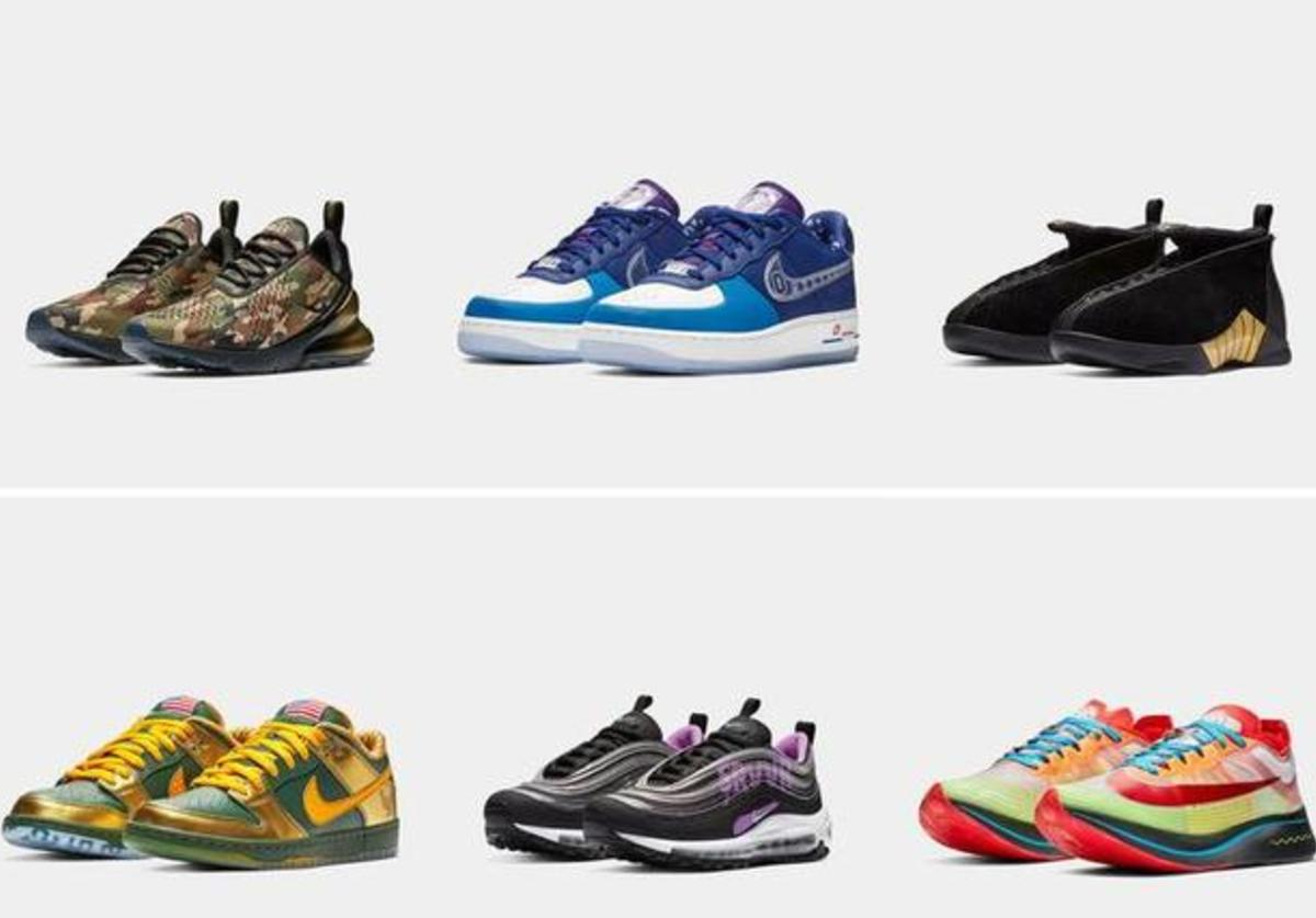 2018 Doernbecher Freestyle Collection
