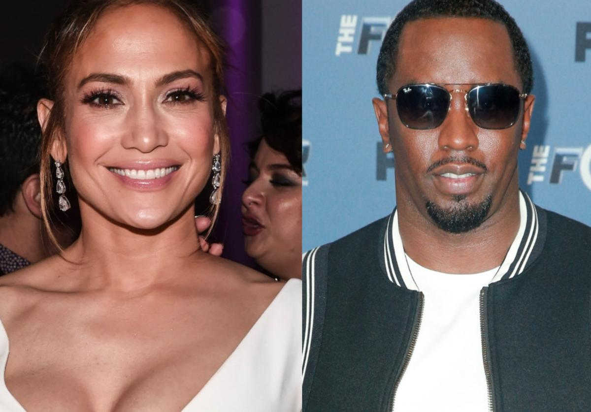 J Lo and Diddy