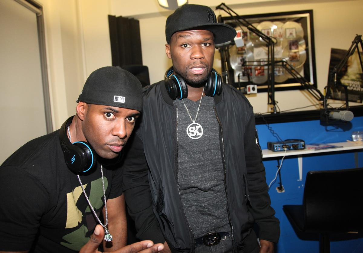 Whoo Kid & 50 Cent