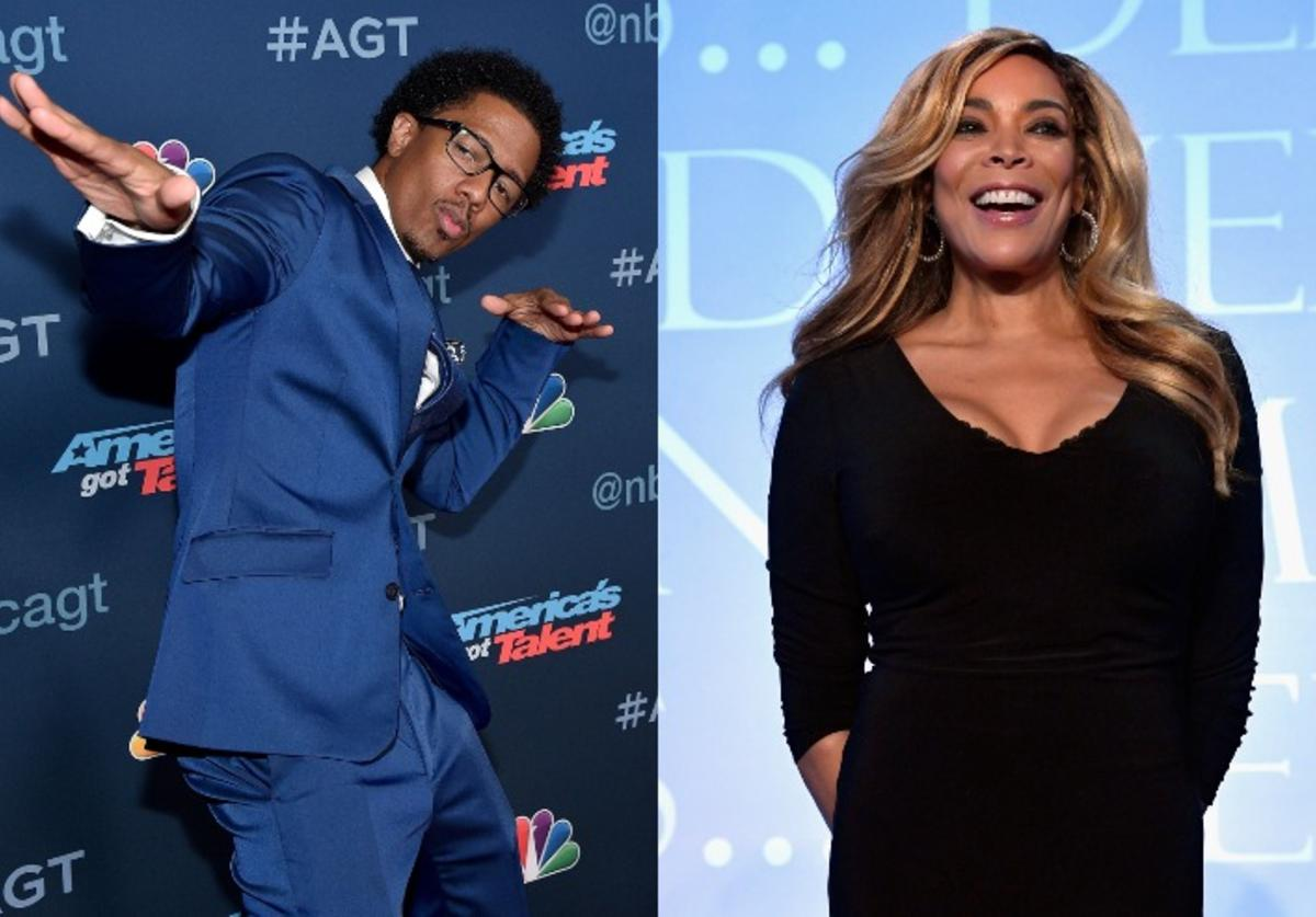 Nick Cannon, Wendy Williams