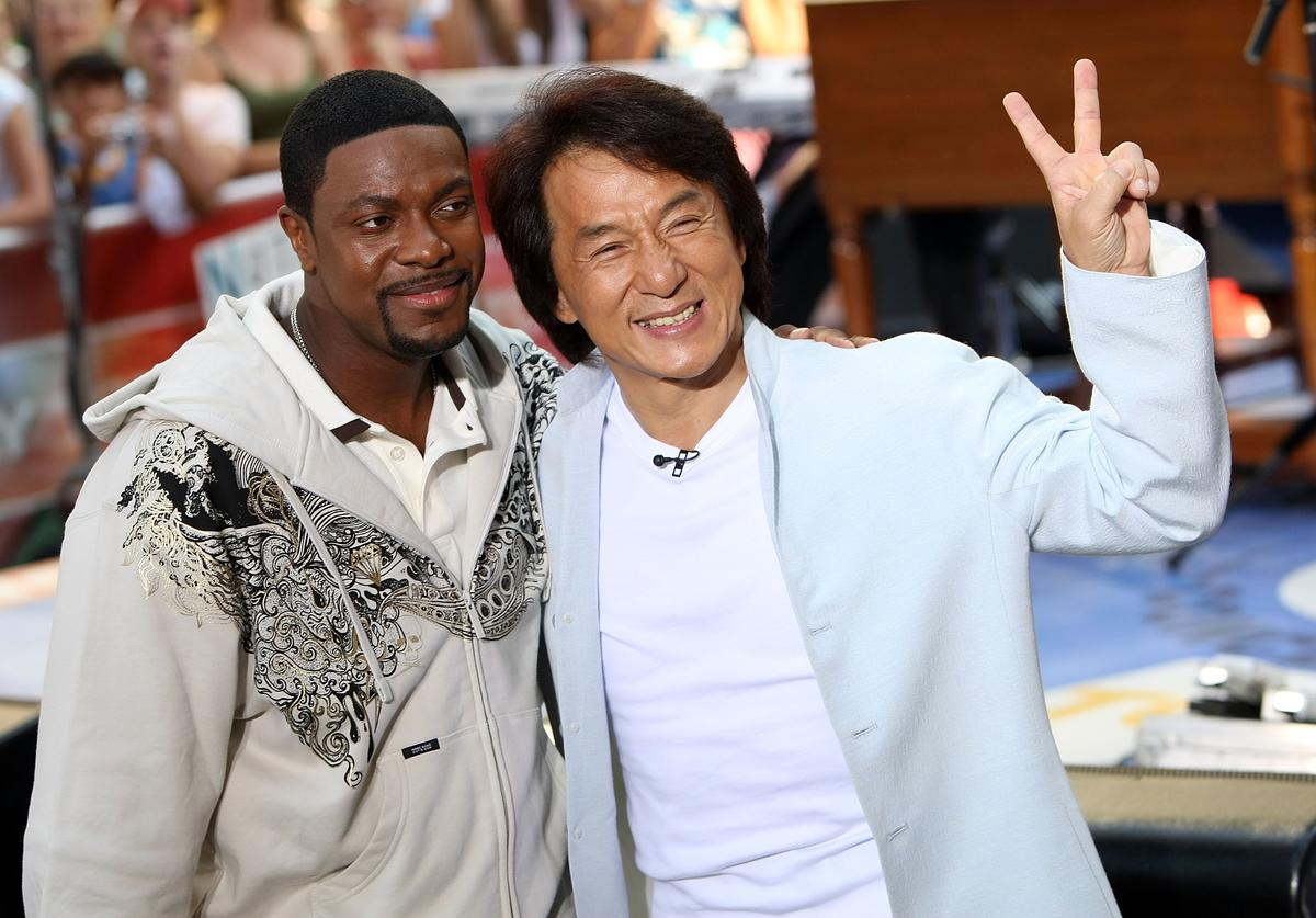 Chris Tucker & Jackie Chan