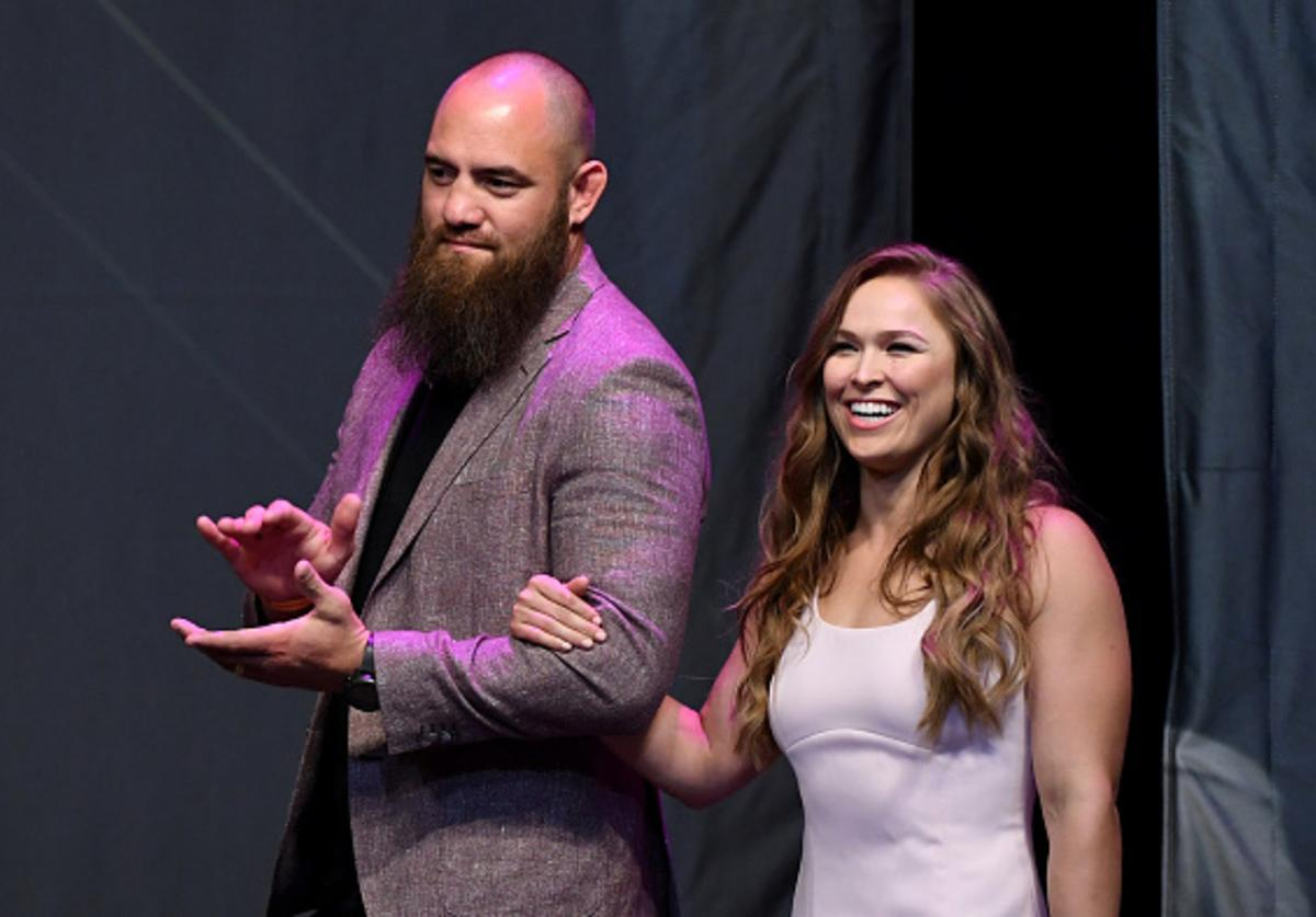 Browne x Rousey
