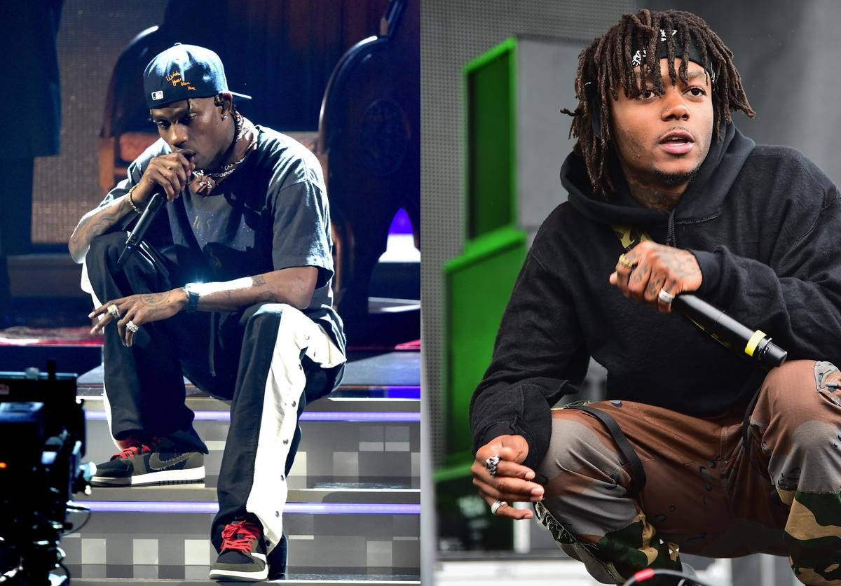 Travis Scott and J.I.D guest speakers at Harvard