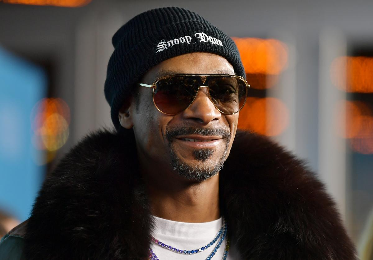 Snoop Dogg attends the Los Angeles Premiere Of Neon And Vice Studio's 'The Beach Bum'
