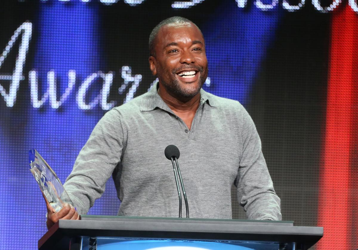 Director/producer Lee Daniels accepts the TCA Award for Program for 'of the Year for 'Empire'