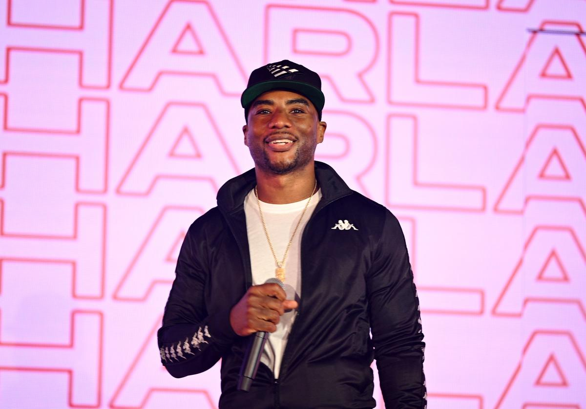 Charlamagne Tha God speaks onstage at Beautycon Festival New York 2019