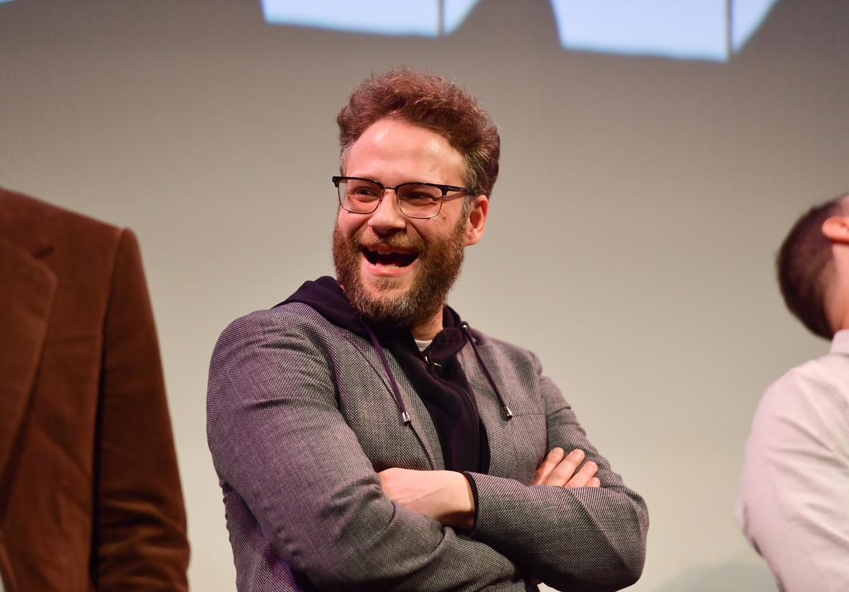 """Seth Rogen attends the """"Good Boys"""" Premiere 2019 SXSW Conference and Festivals at Paramount Theatre on March 11, 2019 in Austin, Texas."""