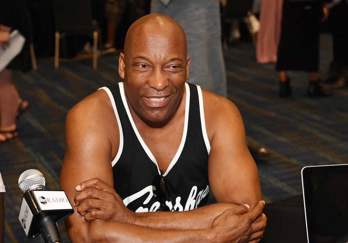 John Singleton attends the 2017 ESSENCE Festival
