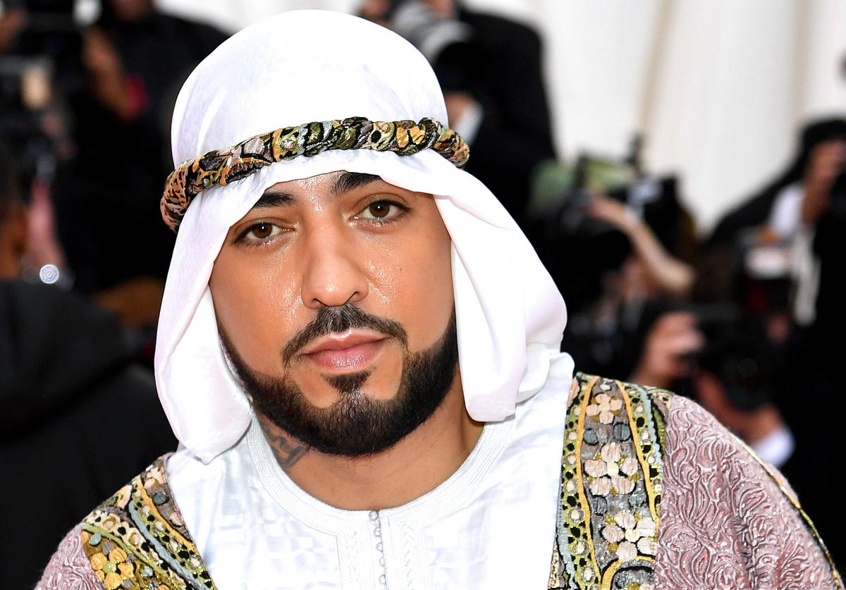 French Montana attends The 2019 Met Gala