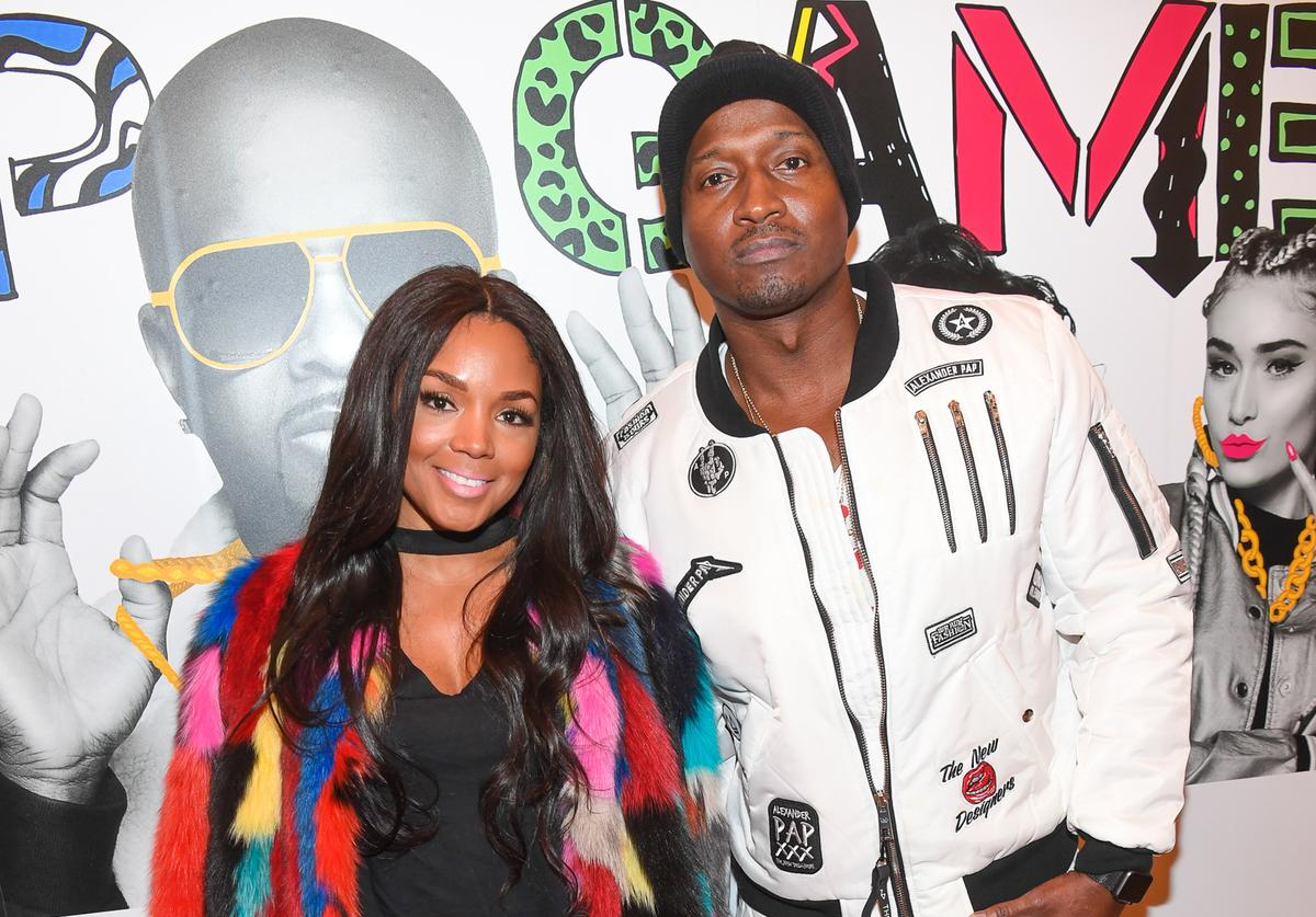 "Rasheeda, and Kirk Frost attend Lifetime Presents, ""Rap Game"""