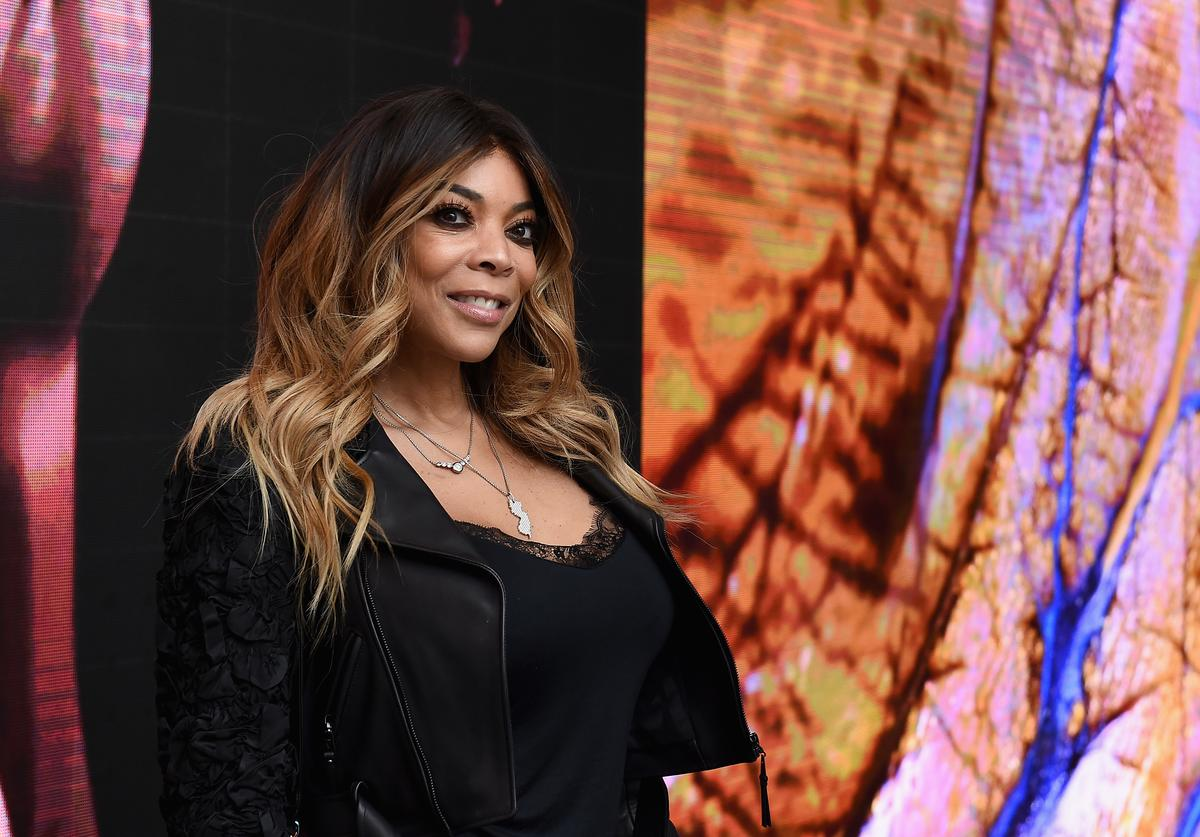 Wendy Williams attends the 50th anniversary celebration