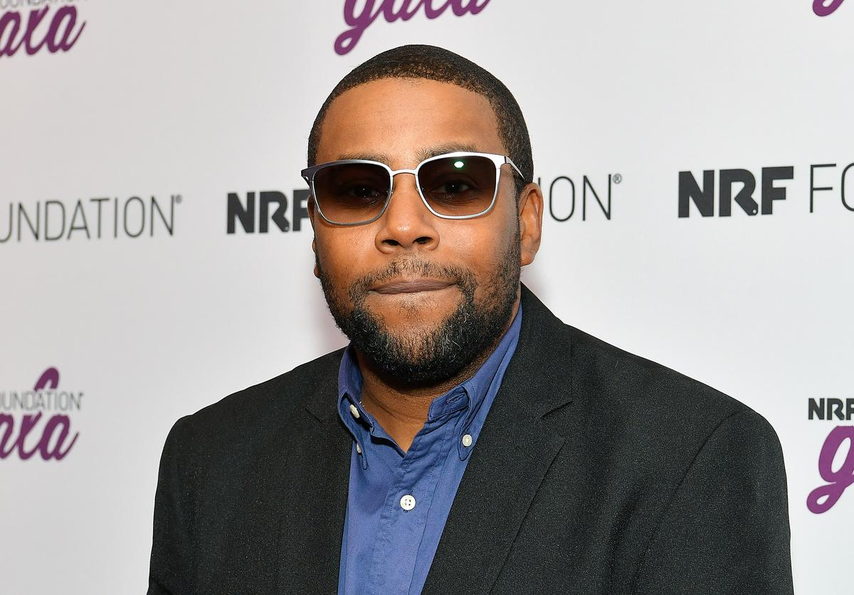Kenan Thompson attends the 5th Annual NRF Foundation Gala at the Sheraton New York Times Square on January 13, 2019 in New York City.