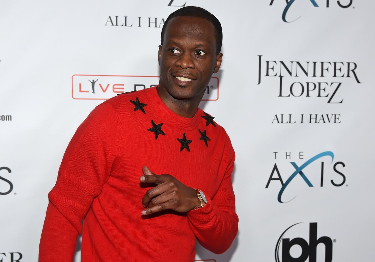 "Rapper Pras of the Fugees attends the launch of Jennifer Lopez's residency ""JENNIFER LOPEZ: ALL I HAVE"" at Planet Hollywood Resort & Casino on January 20, 2016 in Las Vegas, Nevada."