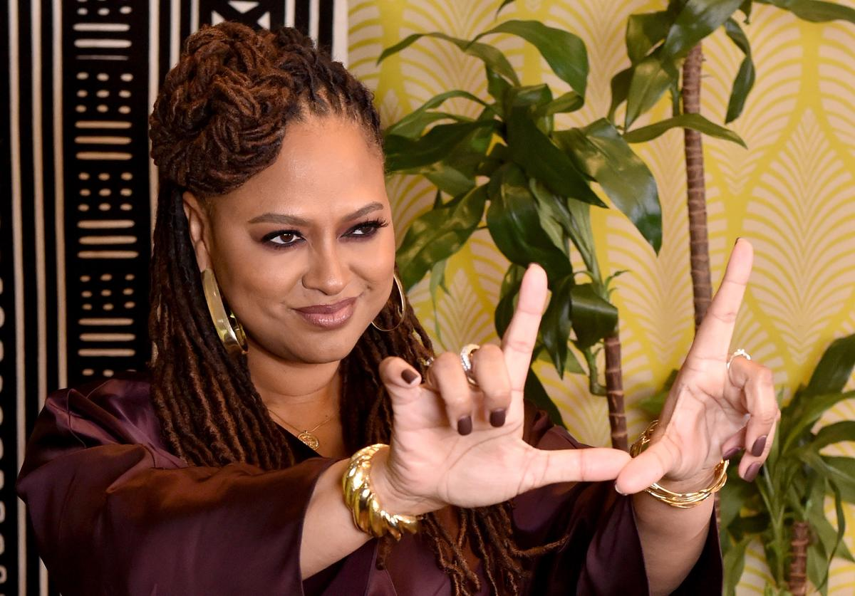 Ava DuVernay attends the 2019 Essence Black Women in Hollywood Awards Luncheon