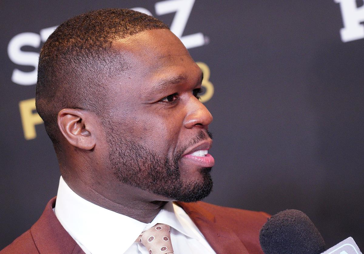 Actor/producer Curtis '50 Cent' Jackson attends For Your Consideration event For Starz's 'Power'