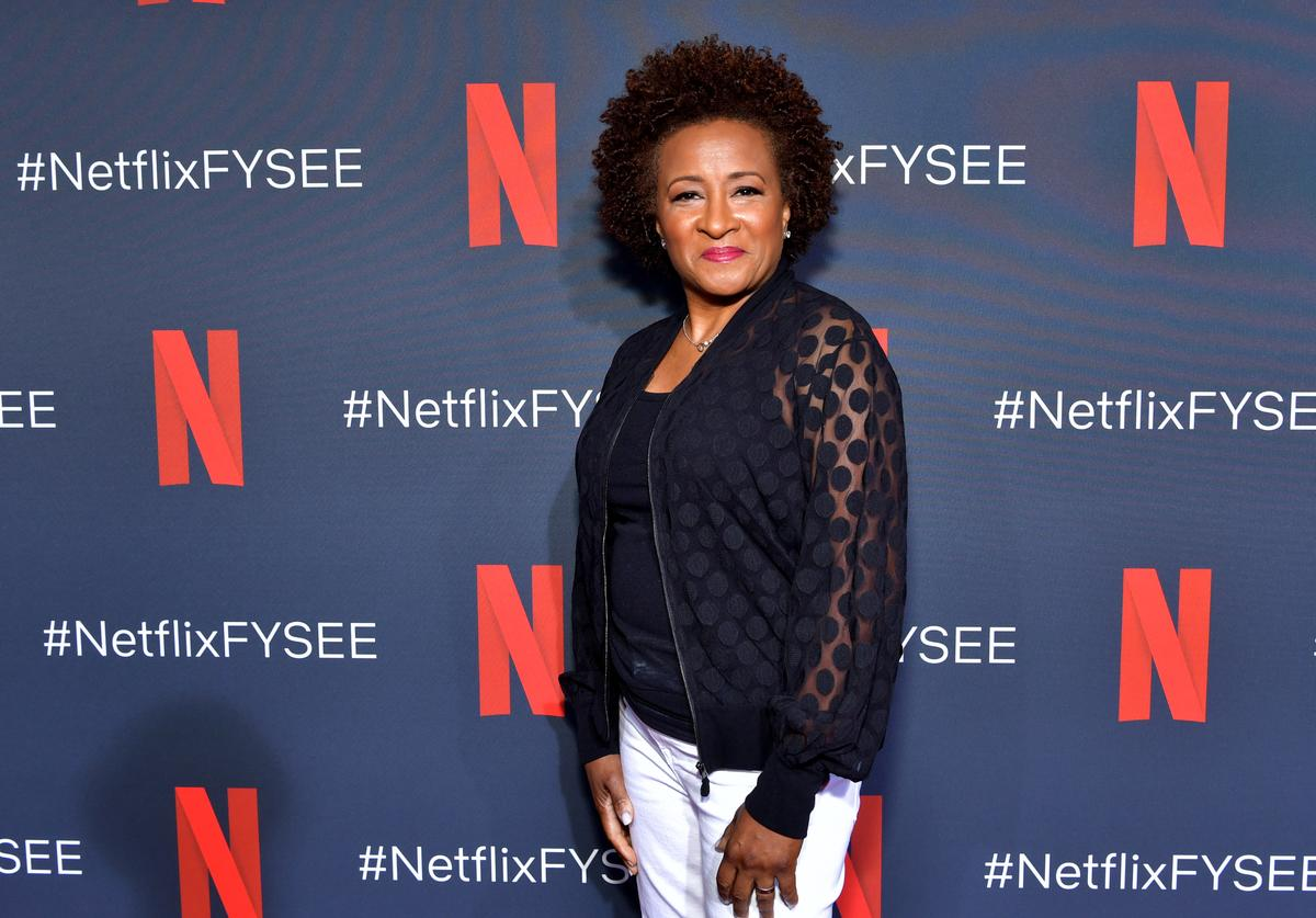 Wanda Sykes attends the 'Netflix Is A Joke' screening at Raleigh Studios on May 11, 2019