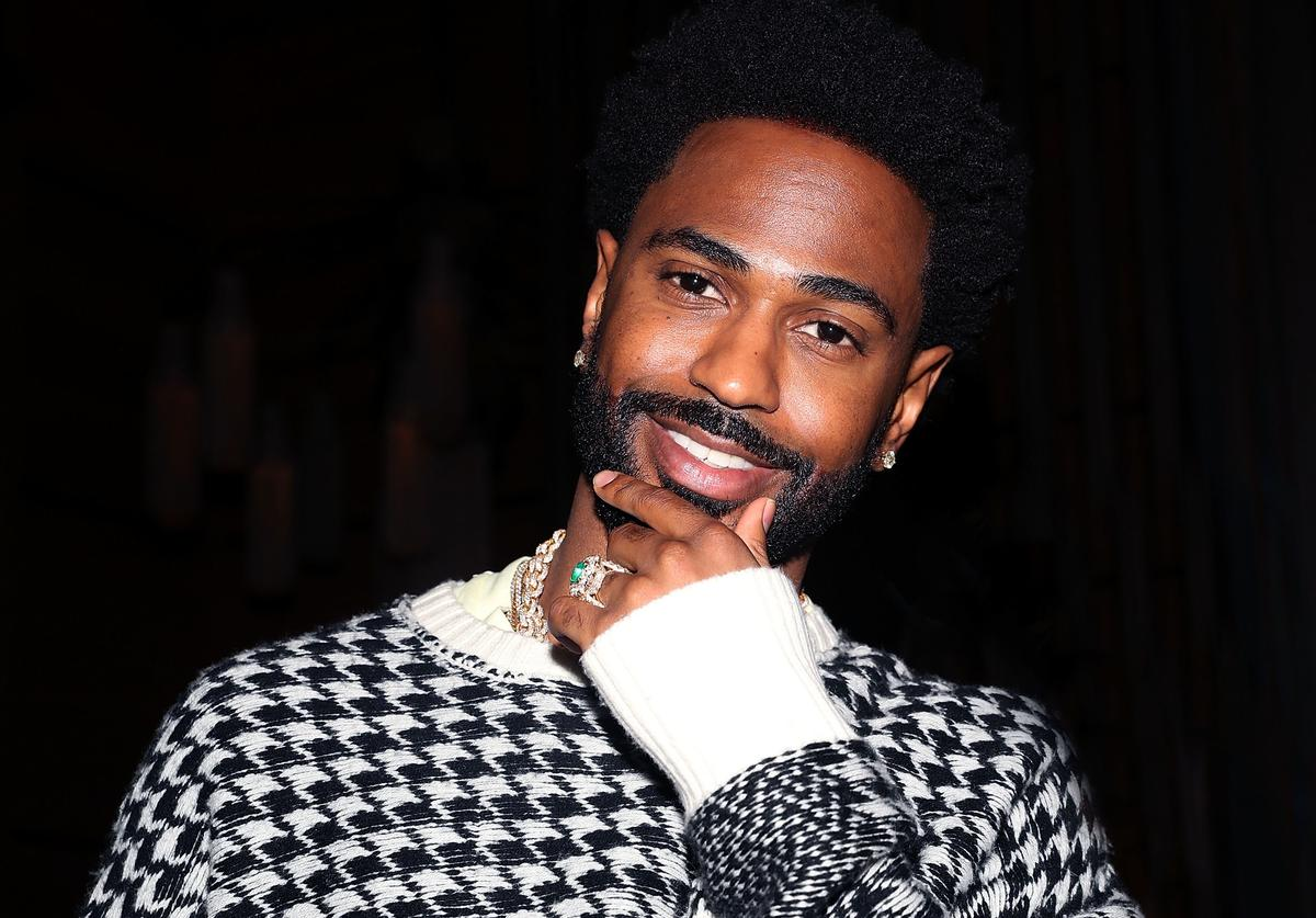 Big Sean attends DJ Khaled Album Release Dinner at TAO on May 18, 2019 in New York City