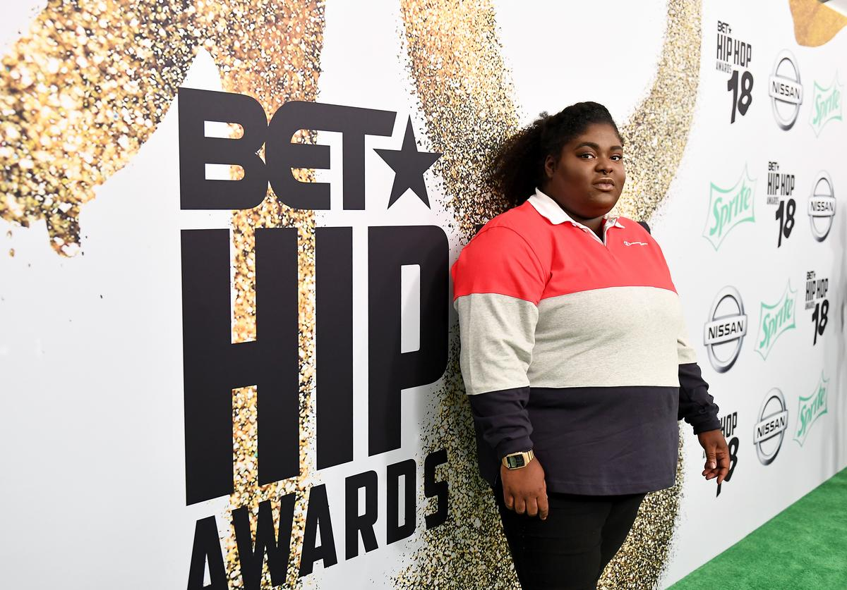 Rapper Chika attends the BET Hip Hop Awards 2018 at Fillmore Miami Beach on October 6, 2018 in Miami Beach, Florida.