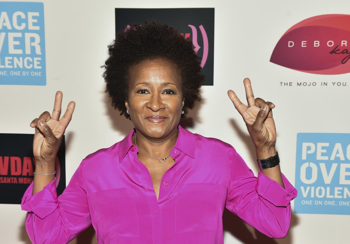 Actress Wanda Sykes attends the 20th Anniversary of V-Day