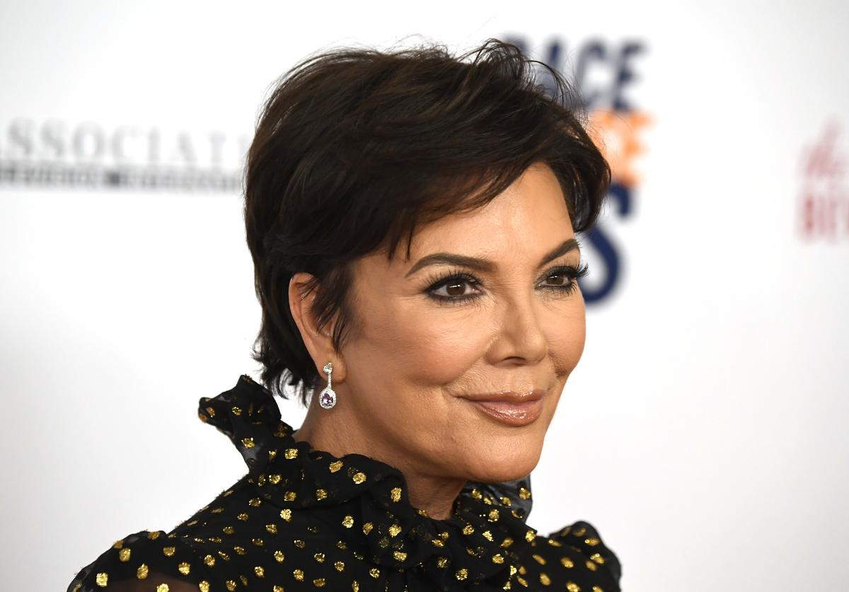 Kris Jenner attends the 26th annual Race to Erase MS