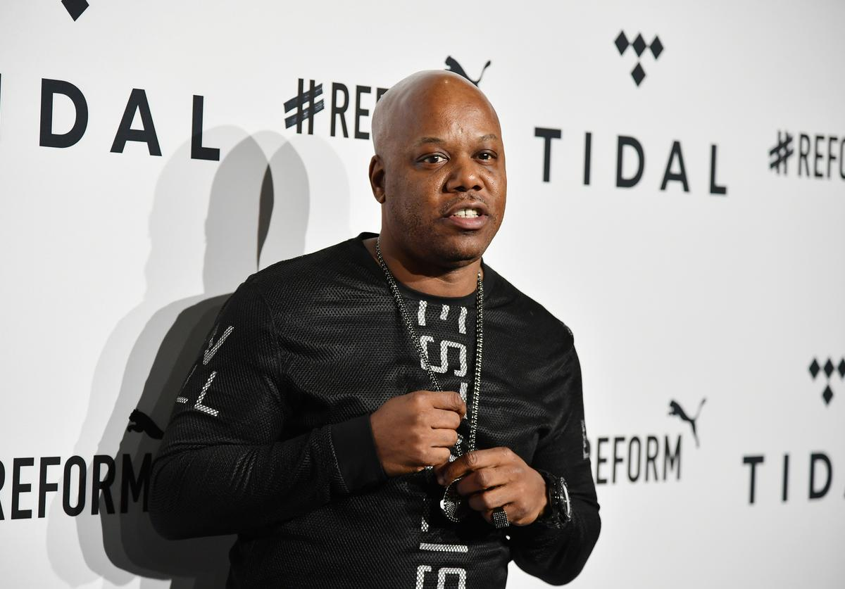 Too Short attends the 4th Annual TIDAL X: Brooklyn at Barclays Center of Brooklyn on October 23, 2018 in New York City.