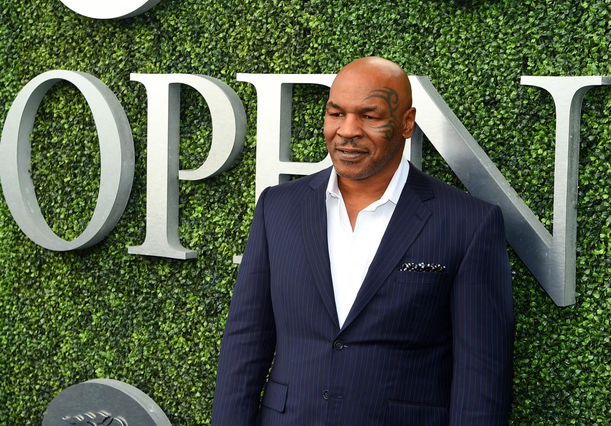 Mike Tyson attends the 17th Annual USTA Foundation Opening Night Gala at USTA Billie Jean King National Tennis Center on August 28, 2017 in the Queens borough of New York City