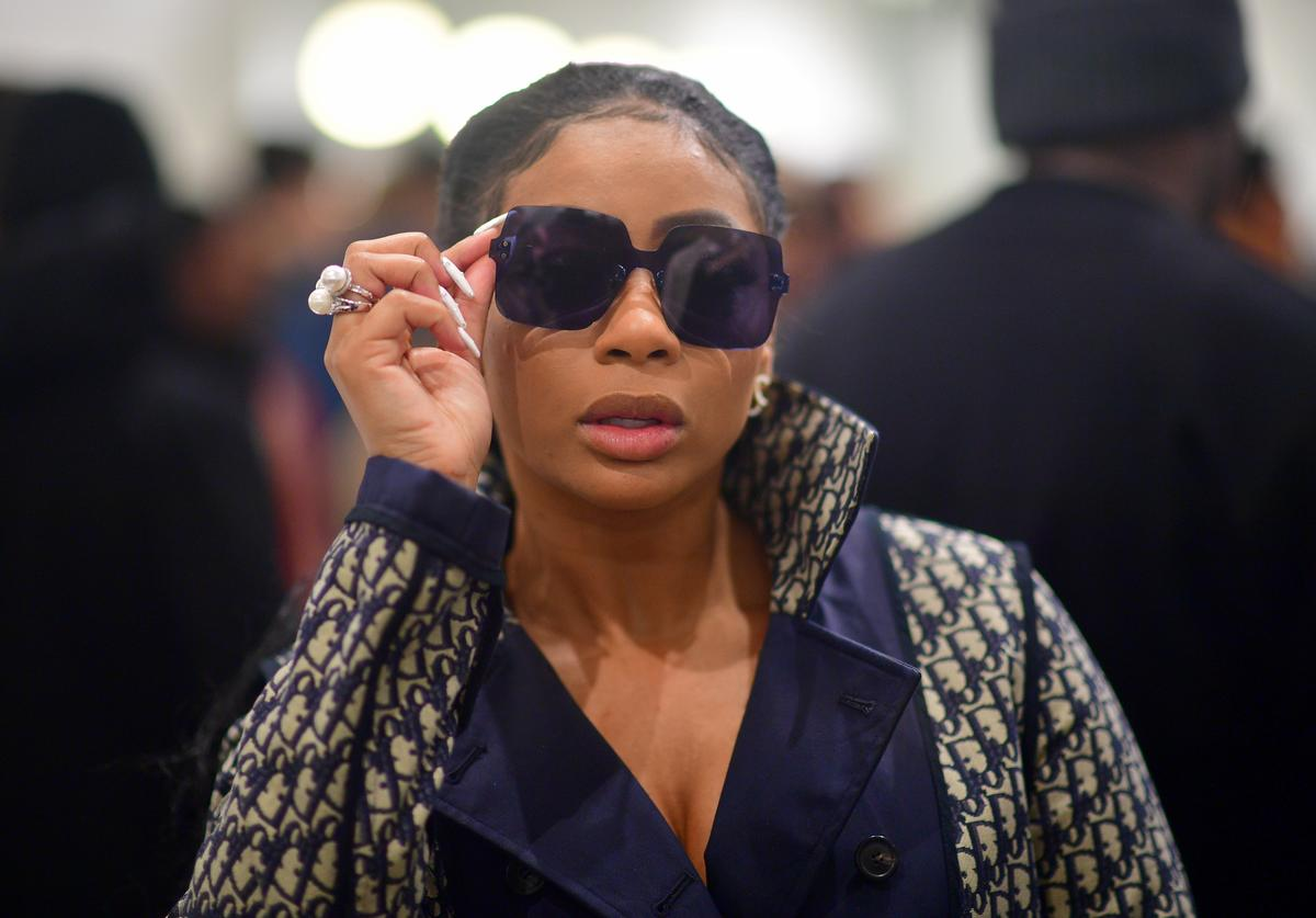Tommie Lee attends Dior Summer Men's Collection Hosted by Future at Jeffrey Atlanta-Phipps Plaza on January 31, 2019 in Atlanta, Georgia