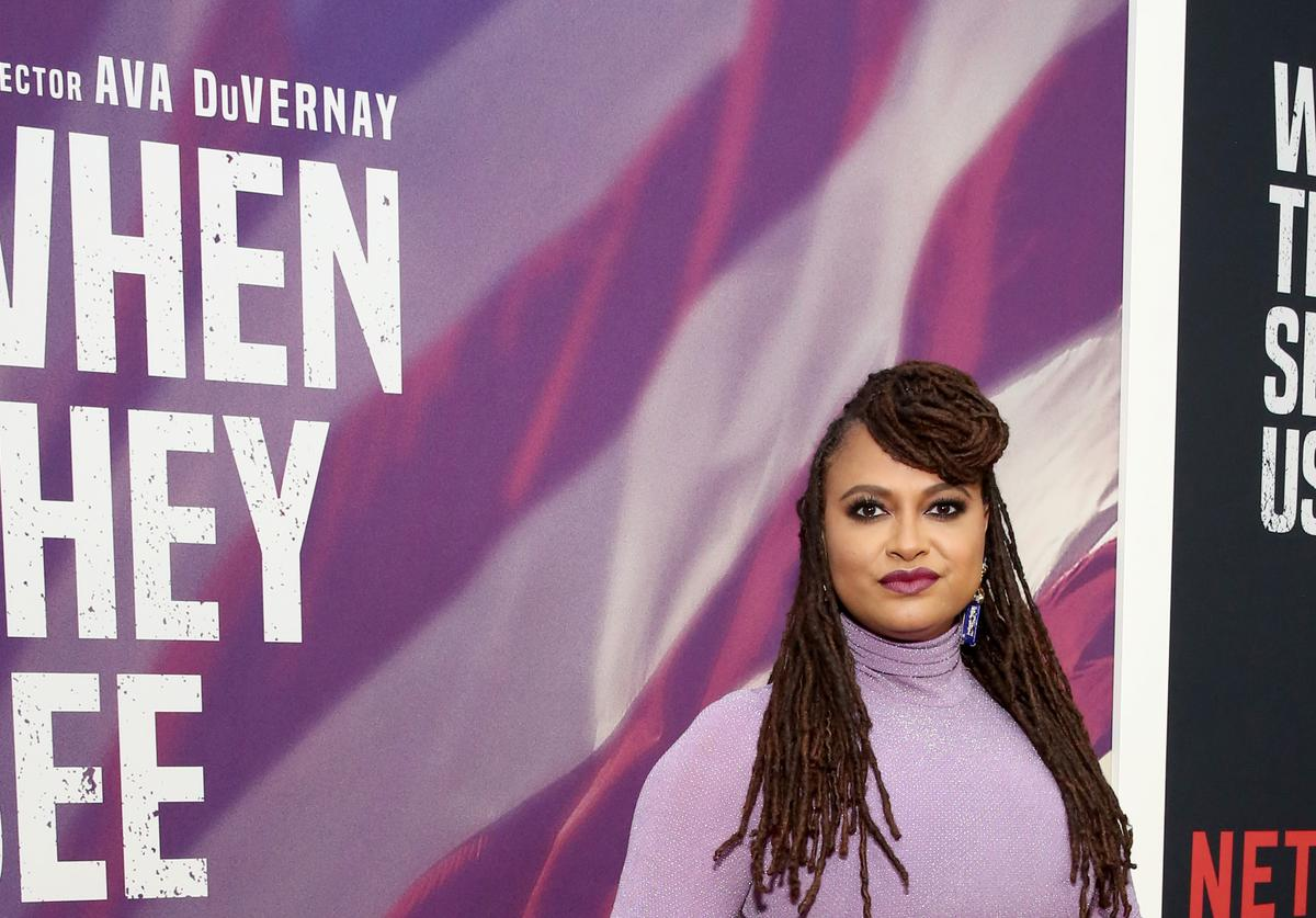 """Ava DuVernay attends the World Premiere of Netflix's """"When They See Us"""""""