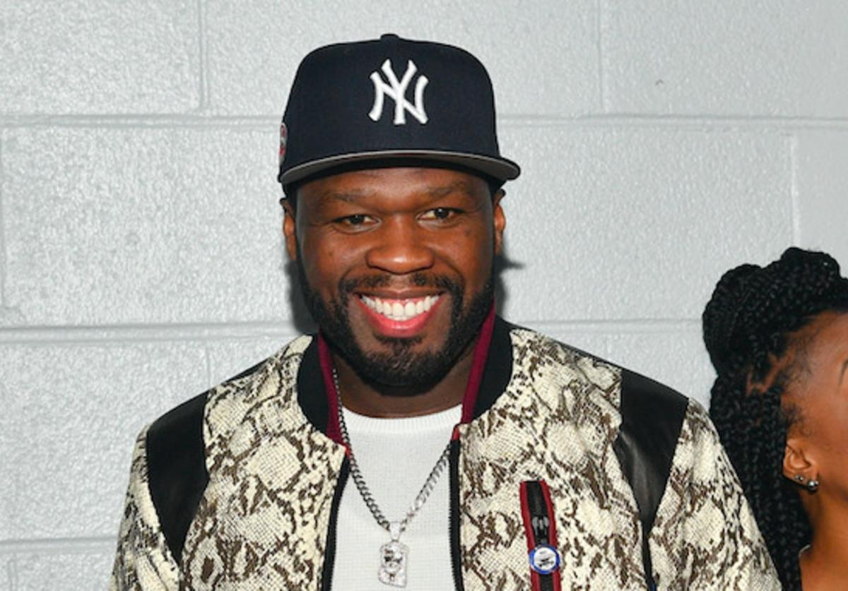 50 Cent attends The Grand Opening of Kiss Ultra Lounge Hosted by 50 Cent at Kiss Ultra Lounge on March 8, 2019 in Atlanta, Georgia.