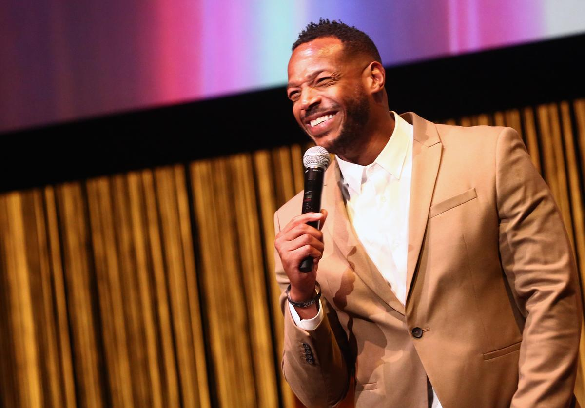 Marlon Wayans speaks onstage during the 20th Annual Golden Trailer Awards