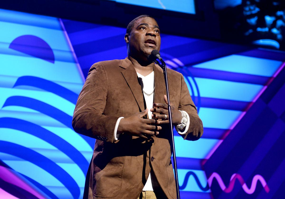 Tracy Morgan speaks onstage during The 23rd Annual Webby Awards