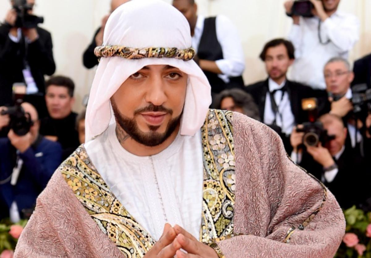 French Montana attends The 2019 Met Gala Celebrating Camp: Notes on Fashion at Metropolitan Museum of Art on May 06, 2019 in New York City.