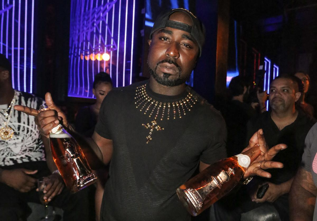 Young Buck at Rockwell Miami on May 28, 2018 in Miami Beach, Florida.
