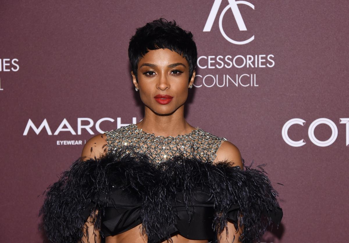 Ciara attends as the Accessories Council Hosts The 23rd Annual ACE Awards on June 10, 2019 in New York City