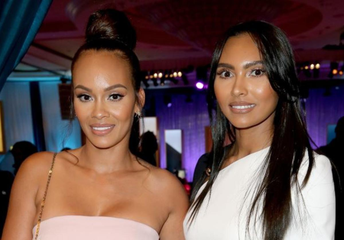 Evelyn Lozada, Shaniece Hairston
