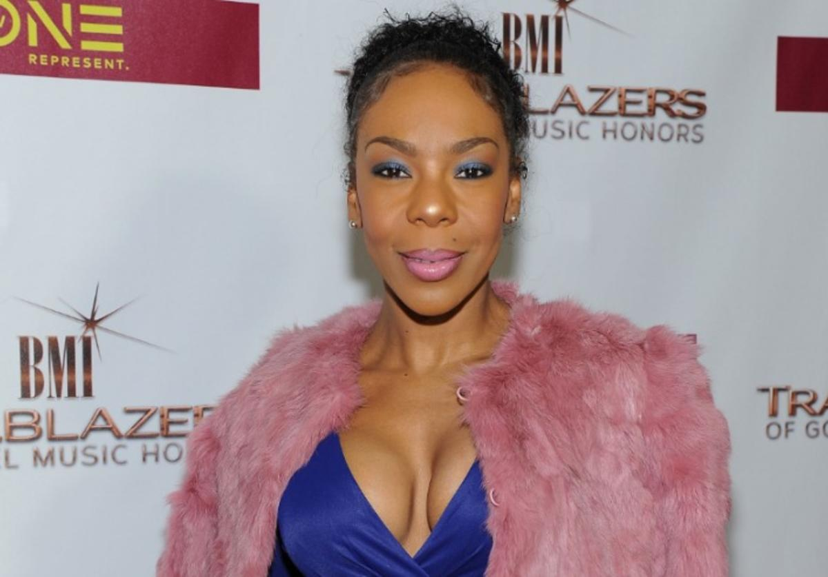 Andrea Kelly attends 2016 BMI Trailblazer of Gospel Music Award Show at Rialto Center for the Arts on January 16, 2016 in Atlanta, Georgia.