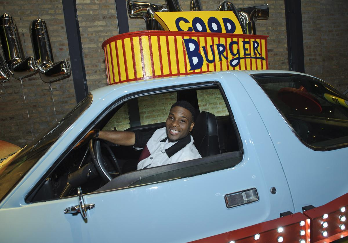 """Kel Mitchell attends Nickelodeon's screening of """"All That"""" and """"Good Burger"""" at the Chop Shop on June 09, 2019 in Chicago, Illinois."""