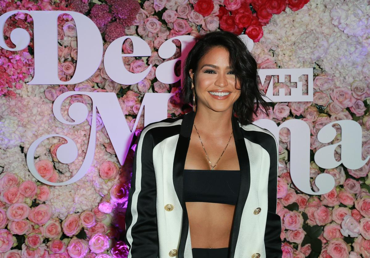 "Cassie Ventura attends the VH1's 3rd Annual ""Dear Mama: A Love Letter To Moms"" - Cocktail Reception at The Theatre at Ace Hotel on May 3, 2018 in Los Angeles, California"