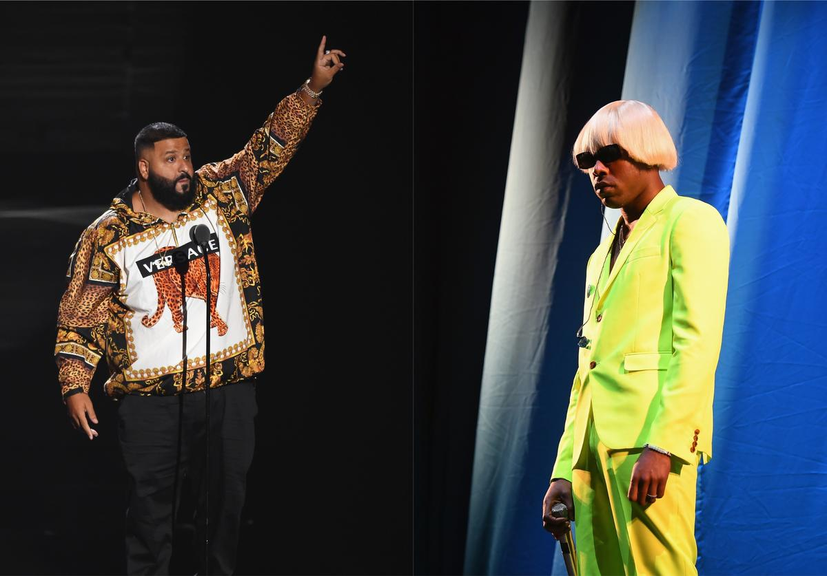 DJ Khaled and Tyler The Creator album rollouts