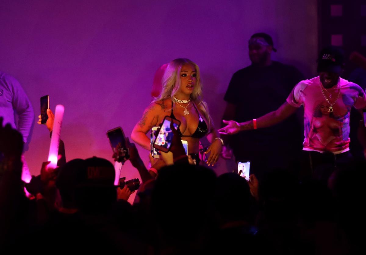 Dream Doll performs at SOB's on September 9, 2018