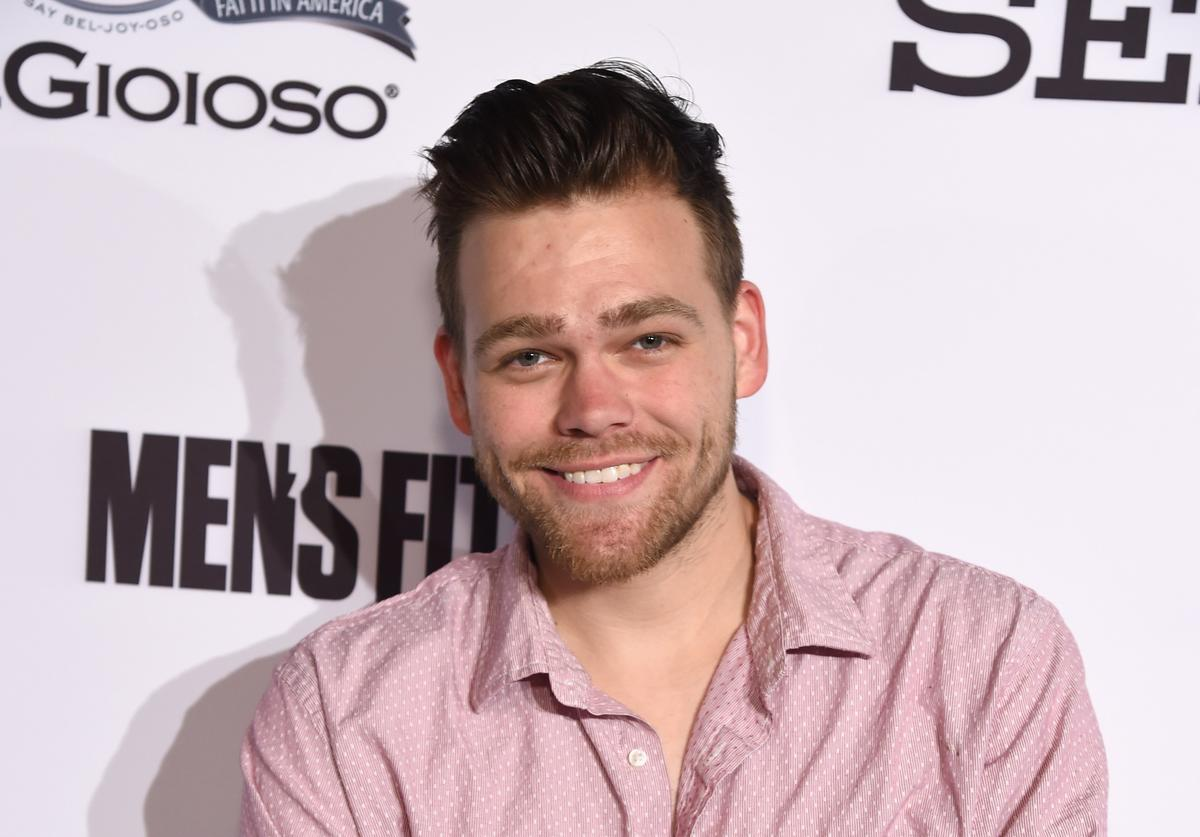 Elijah Daniel at the Men's Fitness Game Changers event at Goldstein Residence on September 28, 2017 in Beverly Hills, California